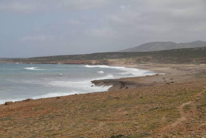 Küste bei der Avakas-Schlucht