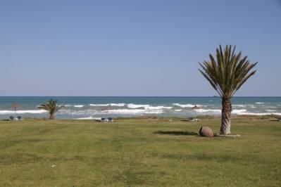 Strand des Natura Beach Hotels