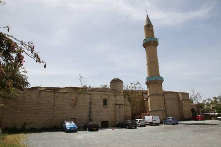 Ömeriye-Moschee