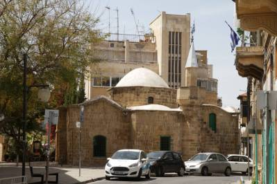Moschee in Nikosia