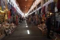 Markthalle in Nikosia