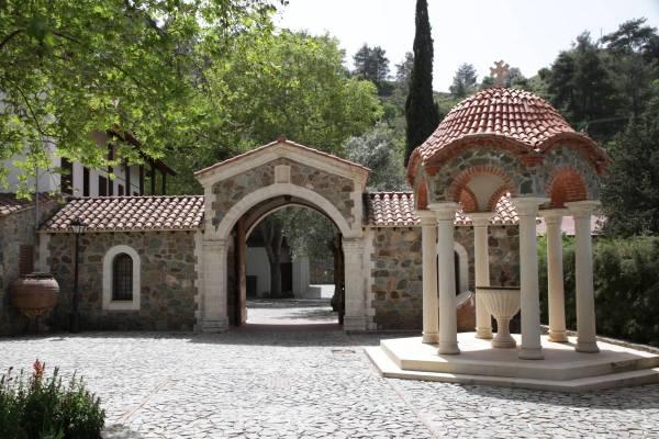 Kloster Agios Machairas