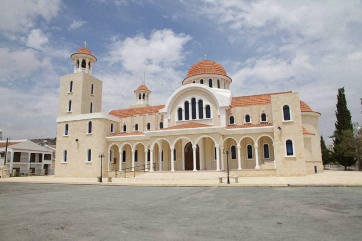 Kirche in Pyla