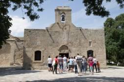 Panagia Angeloktistios Kirche