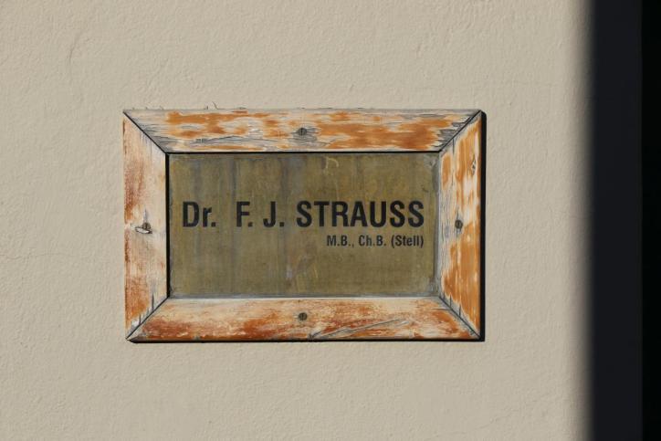 Dr. Franz Josef Strauss