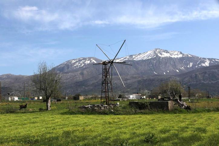 Lassithi-Hochebene