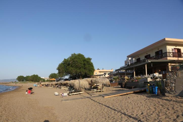 Strand in Kissamos