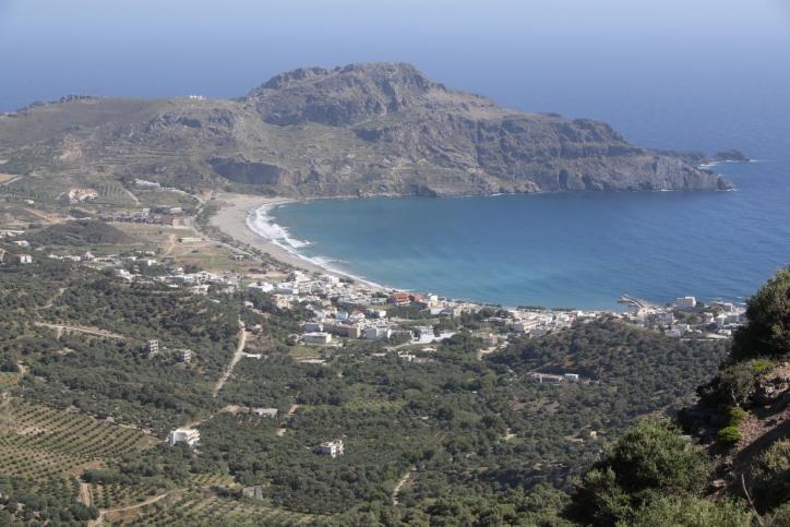 Bucht bei Plakias