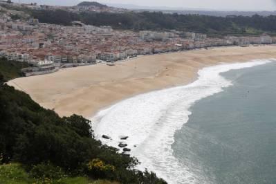Strand bei Nazare