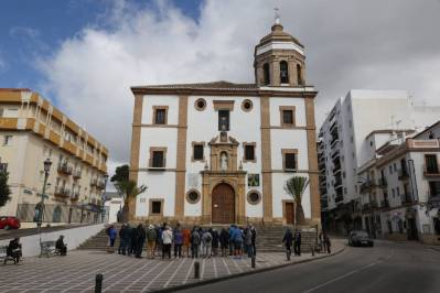 Kirche Nuestra Senora de la Merced