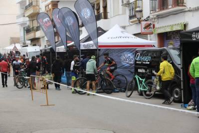 Open MTB-Rennen in Lanjaron