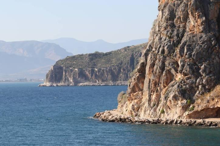 Landschaft; bei Nafplio