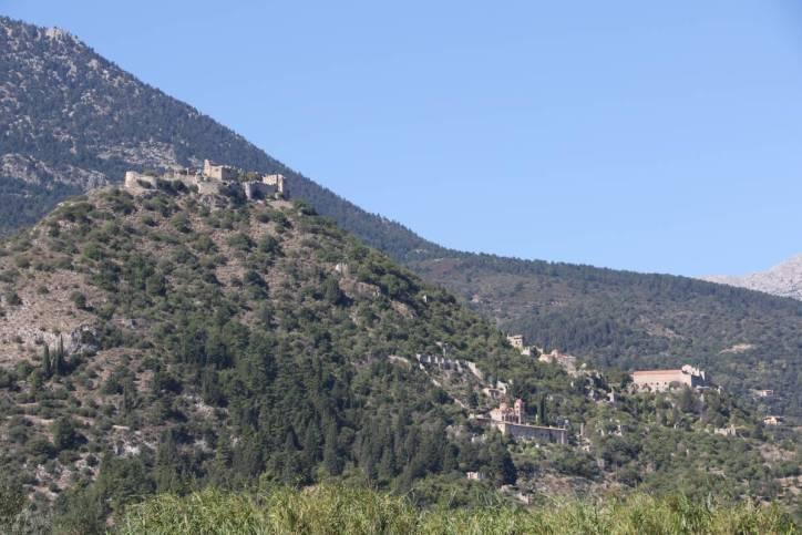 Kloster von Mystras