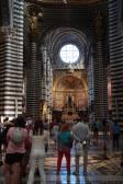 Altar im Dom von Siena