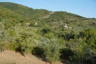 Ausblick von unserer Unterkunft