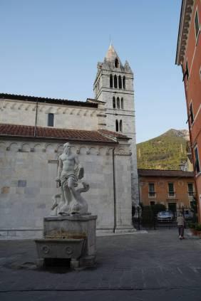 Kirche in Carrara