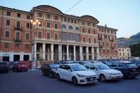 Palast in Carrara