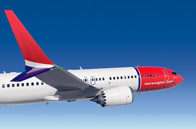 Image result for norwegian 737 max