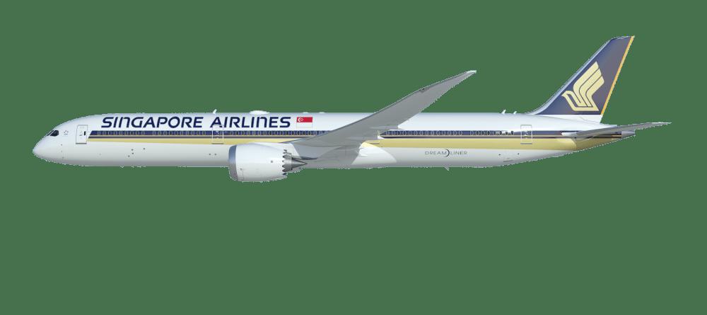 Resultado de imagen para singapore airlines boeing 787-10