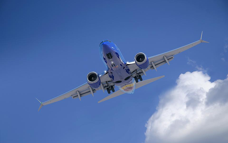 Resultado de imagen para boeing 737 max southwest airlines
