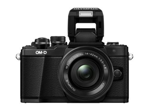 OLYMPUS OM-D E-M10 MARK II with M.ZUIKO 14-42MM F/3.5-5.6 EZ (FREE GIFT 32GB SD CARD + Extra Battery + Camera Bag)