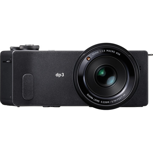 Sigma dp3 Quattro Digital Camera (equivalent focal length of 75mm)