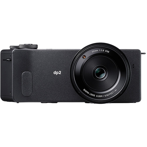 Sigma dp2 Quattro Digital Camera (30mm equivalent focal length of 45mm)