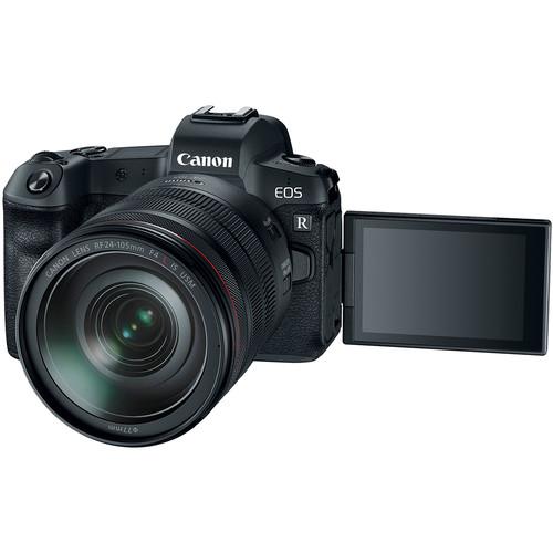Canon EOS R Mirrorless (FREE 64GB UHS-II SD CARD)