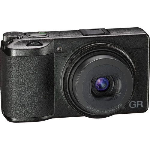 Ricoh GR III Digital Camera (FREE 32GB SD CARD & CAMERA CASE)