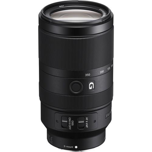 [PRE-ORDER] Sony E 70-350mm f/4.5-6.3 G OSS Lens (DEPOSIT RM500)