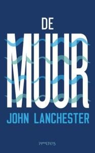omslag De Muur John Lanchester
