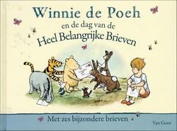 Winnie de Poeh en de dag van de heel belangrijke brieven