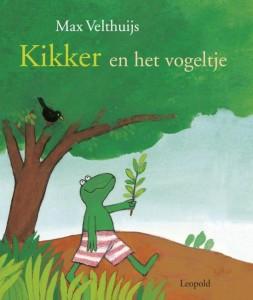Kikker en het vogeltje van Max Velthuijs
