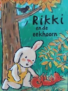 Rikki en de eekhoorn van Guido Van Genechten