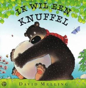 Ik wil een knuffel - David Melling