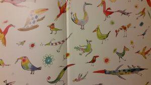 prentenboek antonia vogels