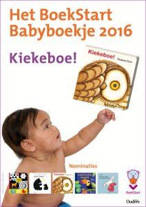 boekstart babyboekjes van het jaar