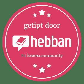 badge van Hebban getipte boekenblog
