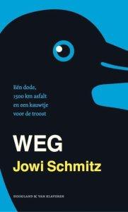 young adult boek Weg