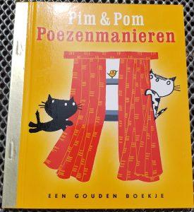 gouden boekje pim pom
