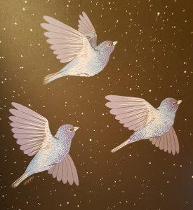 boek vogels op reis