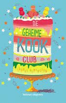 boek geheime kookclub laurel remington
