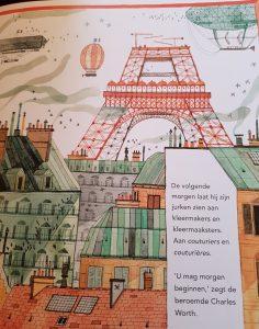 prentenboek dromen van de orient paul poiret peres-labourdette