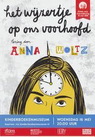 annie mg schmidtlezing anna woltz
