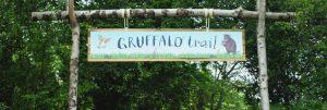 boeken bezoeken gruffalo trail