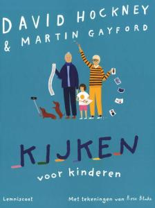 boek kijken voor kinderen hockney gayford