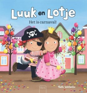 prentenboek carnaval