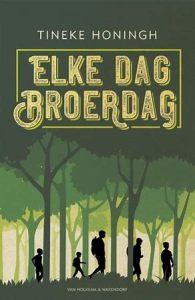 boek Elke dag broerdag Tineke Honingh