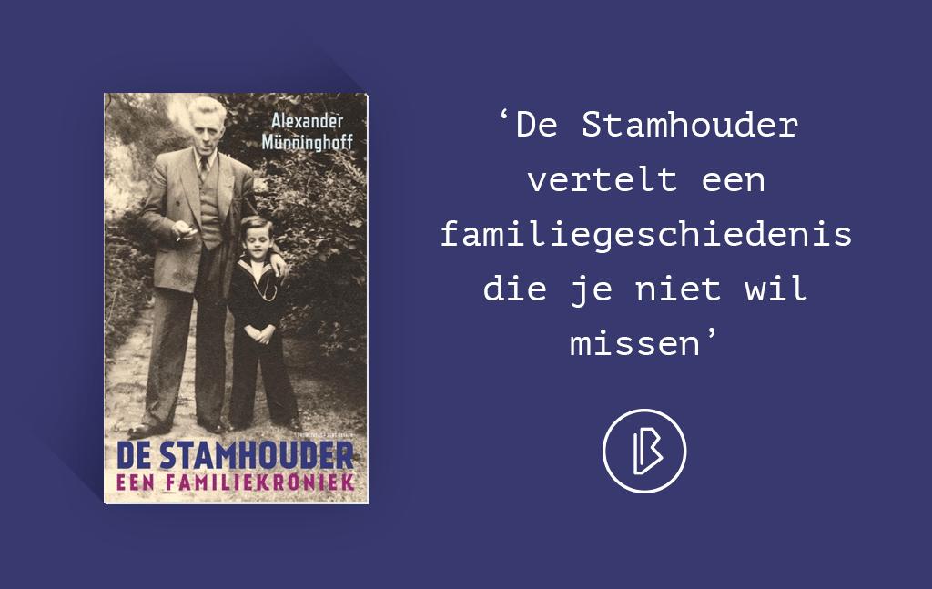 Recensie: Alexander Münninghoff – De stamhouder