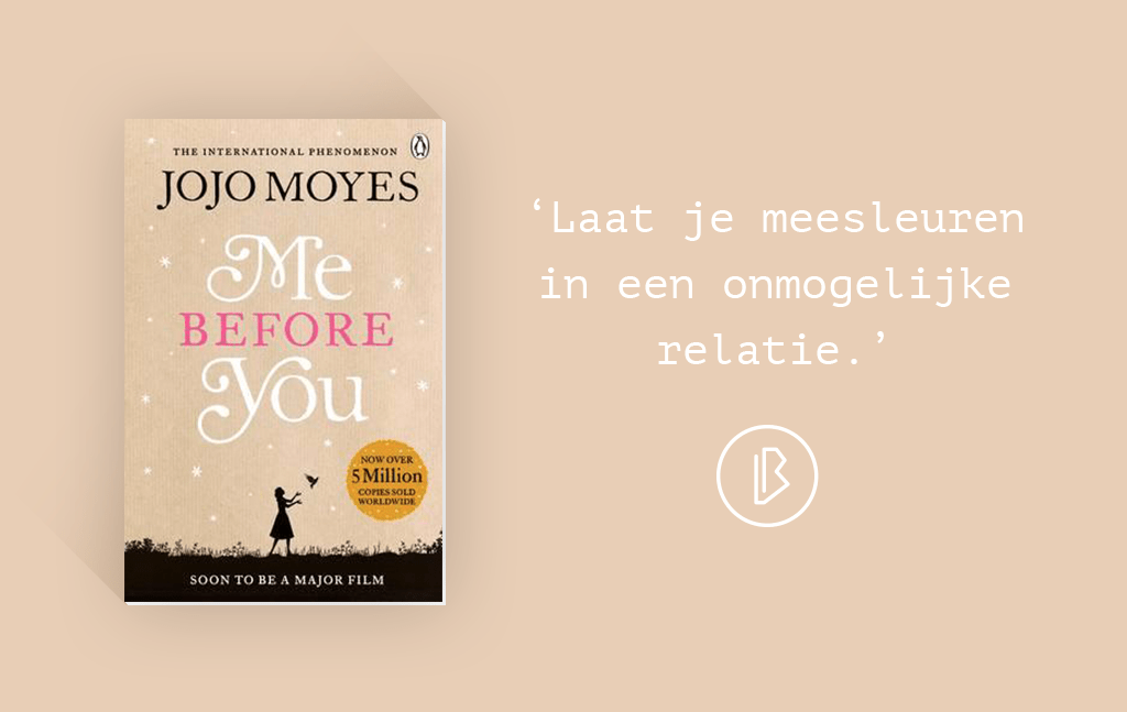 Recensie: Jojo Moyes – Me Before You